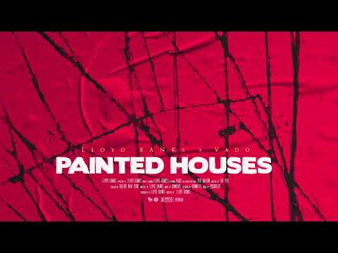 """Lloyd Banks - """"Painted Houses Freestyle"""" ft Vado (prod. by Beat Butcha)"""