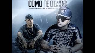 "Johnny Prez feat Nicky Jam - Como te Olvido ""Remix"""