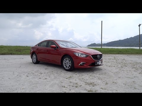 2013 Mazda 6 2.0 SkyActiv-G Start-Up, Full Vehicle Tour and Quick Drive