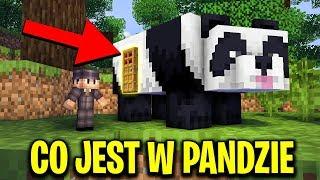 ŻYCIE W PANDZIE - Minecraft Ukryty Świat!
