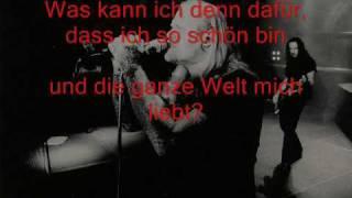 Böhse Onkelz - Was kann ich denn dafür (Lyrics)