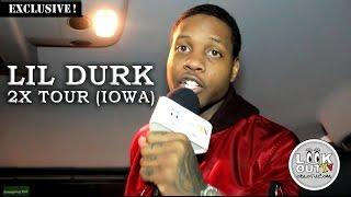 Lil Durk - 2x Tour (Iowa)