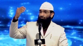 UIRC - What Allah Say In Quran - Amazing Speech brother Shafi Bhai PART - 2