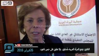 بالفيديو| التلاوي: وضع النساء مأساوي.. ولن أعلق على حبس ناعوت
