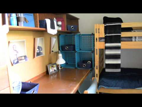 Champlain College Residence Rooms