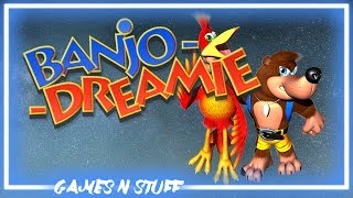 What is Banjo-Dreamie? - Games 'N Stuff - Janjo