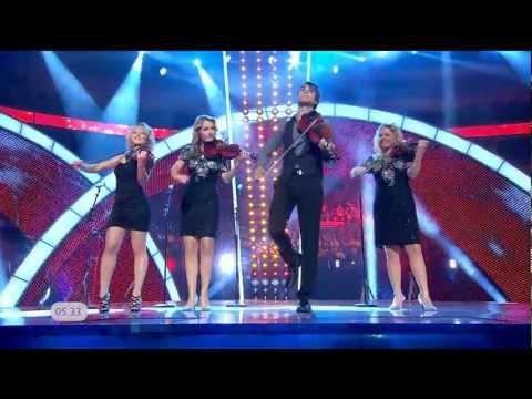Видео, Alexander Rybak at the Junior Eurovision Song Contest 2010 in Minsk - Europes skies