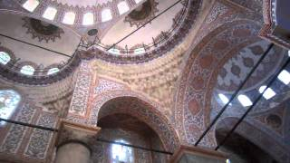 イスタンブール歴史地区・ブルーモスク