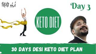 Ketogenic desi diet plan ...
