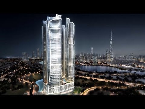 DAMAC Towers by Paramount: Global Launch at ITB 2013 Berlin