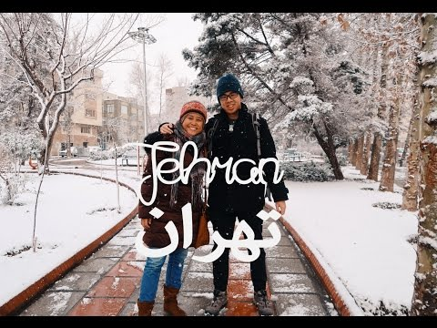 IRAN VLOG #2: 24 HOURS IN TEHRAN