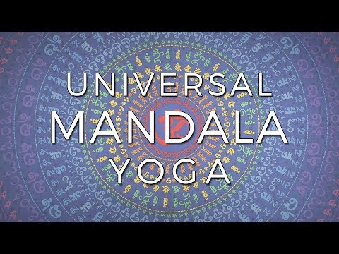 Universal Mandala Yoga | Static-Dynamic Sequence