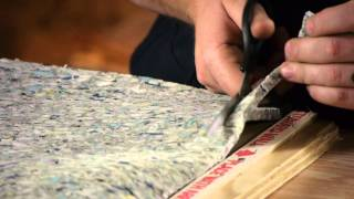 How to Replace Carpet Padding : Carpet & Rugs