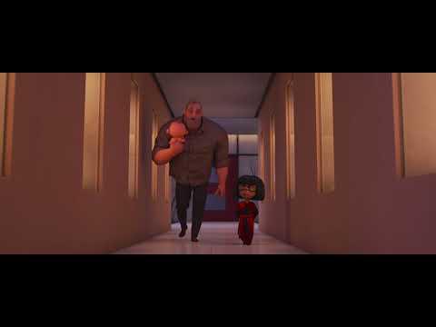 Disney Pixar   Gli Incredibili 2 - Edna