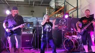 Twelfth Gate - Orpheus 08.10.19 at Metal Monkey Brewing