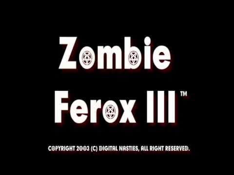 Zombie Ferox III Coming Soon P