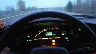 Mazda 626 GD USDM F2T morning ride