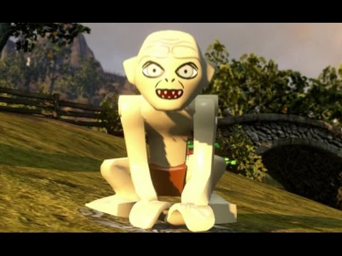 LEGO Dimensions – Gollum Open World Free Roam (Character Showcase)