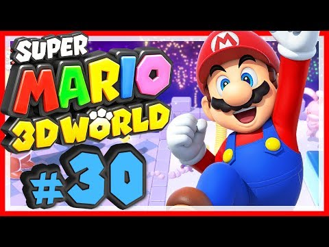 SUPER MARIO 3D WORLD # 30 🐱 Der Weg der Champions! [ENDE | HD60] Let's Play Super Mario 3D World