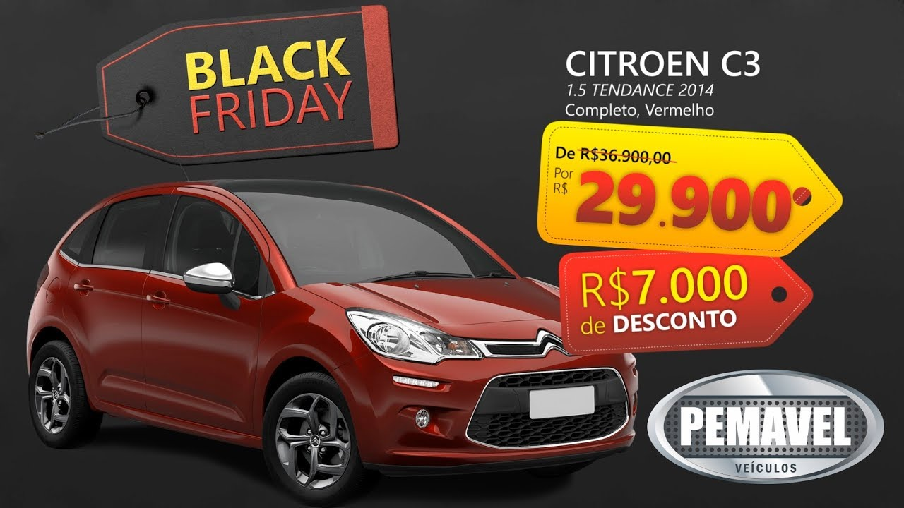black friday 2018 citroen