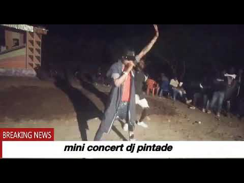 Mini Concert Live A Polkro🔥🔥🔥🔥🔥✌✌🎙🎙🎙 Dj Pintade
