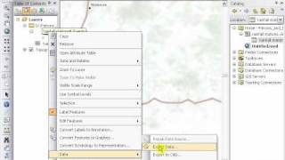 How to Create a Shapefile from a Table of Lat Long Coordinates in ArcMap 10