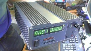 ОБЗОР. Лабораторный блок питания Gophert CPS-6011