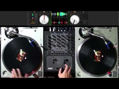 DJ Tutorial - Scratching Basics - Spin-Academy