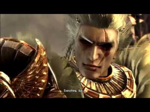 Soul Calibur IV - Algol story mode