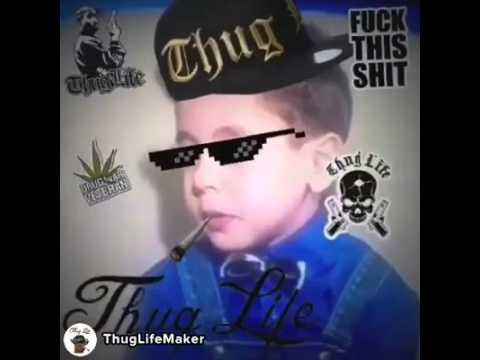 vapaa Thug orgia porno