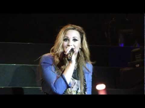 Fix a Heart - Demi Lovato no Rio de Janeiro 19/04/12 HD