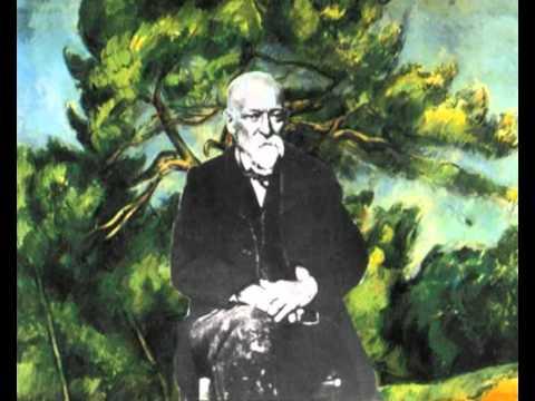Cezanne peint music