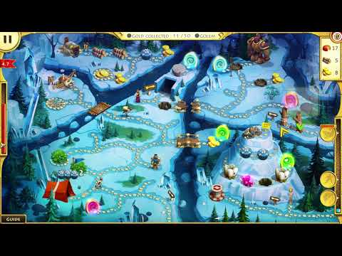 12 Labours of Hercules V: Kids of Hellas Level 4.7 Guide |