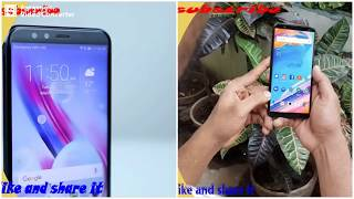 1plus 5 t vs HONOR 9LITE  review[ over 4k viewers]