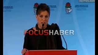 Beatriz Talegón: Revolución desde un hotel de 5 estrellas (Discurso completo)