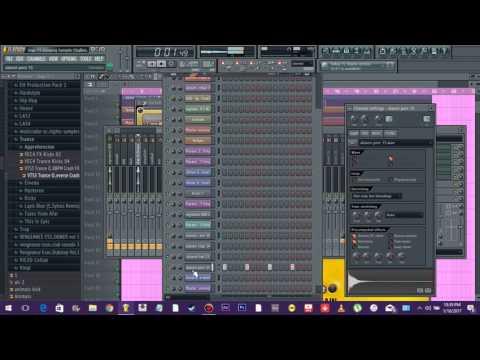 [FL Studio] - Gin$eng Sample Challenge Entry
