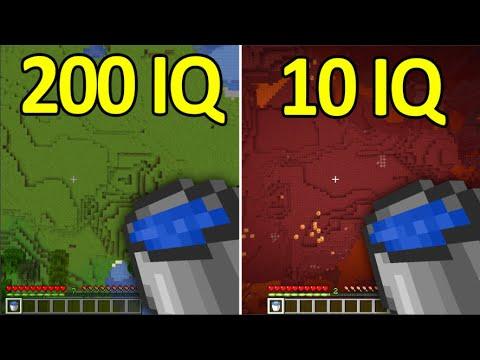 Download 200IQ vs 10IQ Minecraft Plays #11
