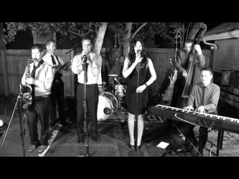 Blank Space By Taylor Swift (Jazz Version Performed by Gloria West and The Gents)
