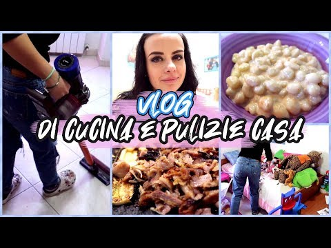  -cook-and-clean-with-me!- -vlog-tra-cucina,-pulizie-e-uscite-settimanali!- -ita-vlog- 
