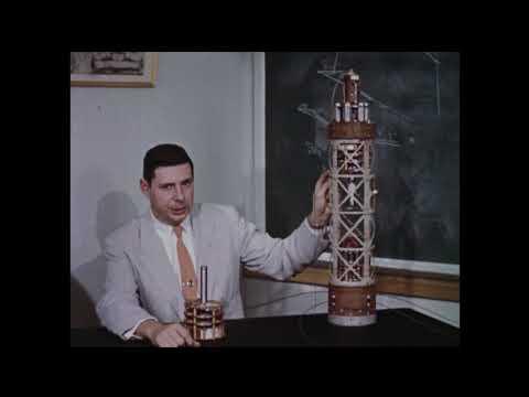 Explorer 1: First U.S. Satellite