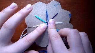 Плетем фенечки.Видео-урок №2(Я вк:http://vk.com/regik_regik Моя группа вк:http://vk.com/club52786566 Всем спасибо), 2013-04-27T16:56:23.000Z)