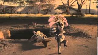 King Julian - tell her how much you hate her