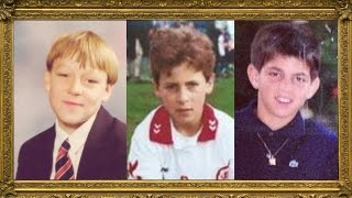 15 Chelsea Footballers When They Were Kids