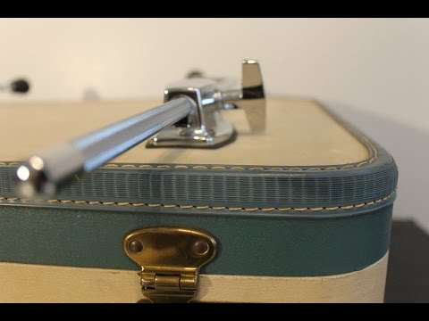 How To DIY Suitcase Kick Drum - Part 3: Essential Hardware, Legs, and Pedal Clamp