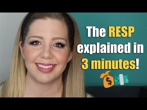 The RESP Explained in 3 Minutes