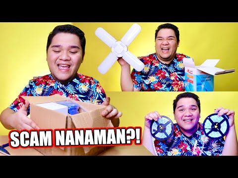ONLINE SHOPPING HAUL (LAPTRIP!! OUT OF THIS WORLD NA GAMIT!!!)