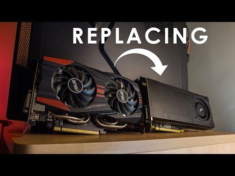 Replacing a GPU Heatsink - How To Fix a Loud & Overheating GPU!