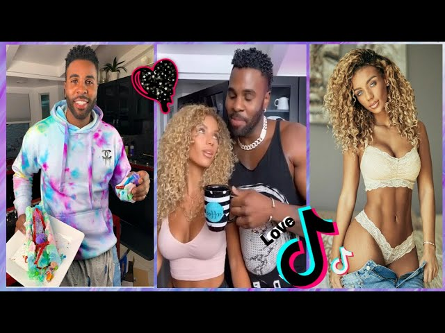 Jason Derulo And Jena Frumes Tik Tok Compilation❤️