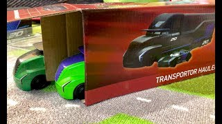 New Disney Cars 3 Haulers 🔴 Live Unboxing Show! Next Gen Haulers from China. Guess the cars...?