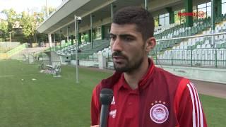 Ο Ανδρέας Μπουχαλάκης στο Οlympiacos TV! / Andreas Bouchalakis on Olympiacos TV!